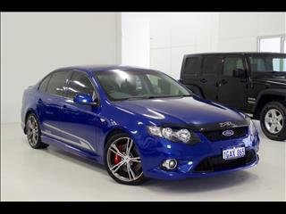 2008 FORD FALCON XR6 Turbo FG SEDAN