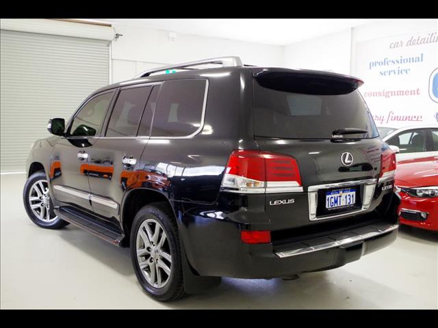 2012 LEXUS LX570  URJ201R WAGON