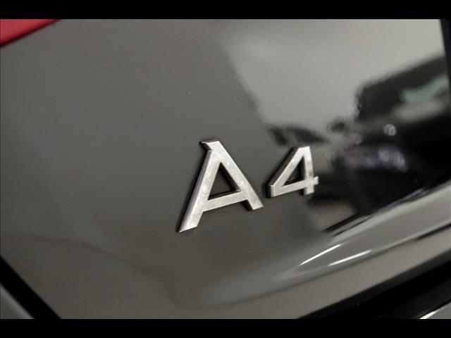 2010 AUDI A4  B8 SEDAN