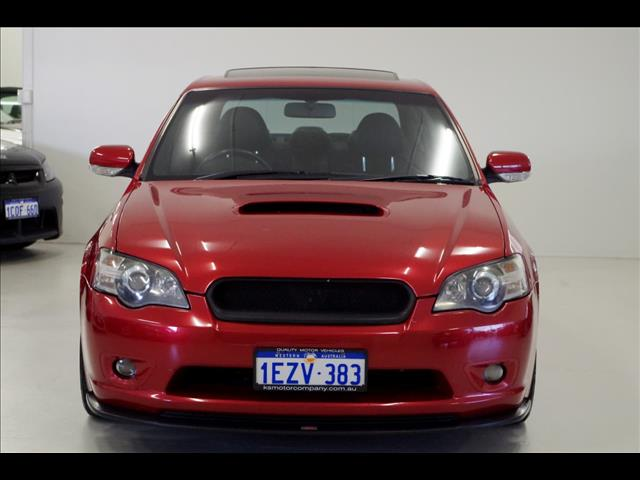 2006 SUBARU LIBERTY GT Tuned By STI 4GEN SEDAN