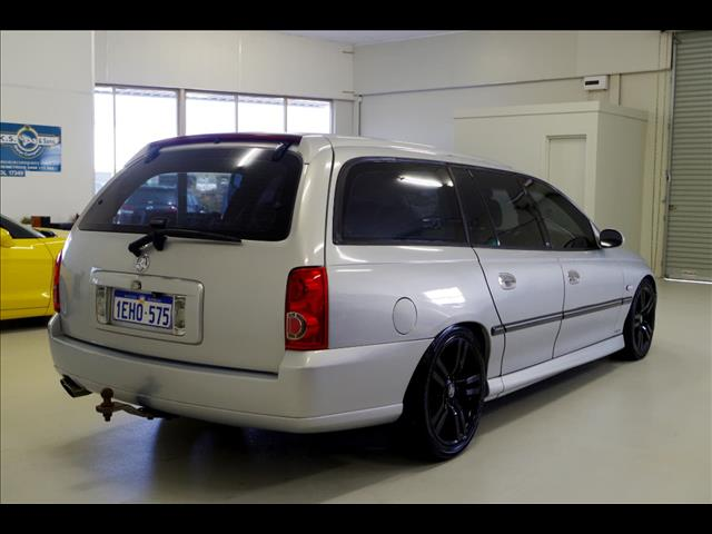 1999 HOLDEN COMMODORE Executive VT WAGON