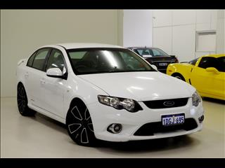 2009 FORD FALCON XR6 Turbo FG SEDAN