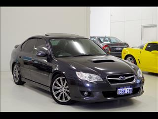 2008 SUBARU LIBERTY GT 4GEN SEDAN