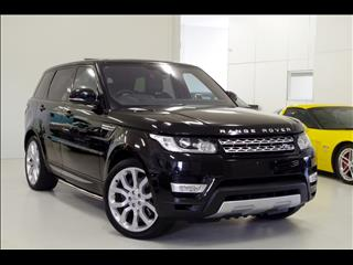 2016 LAND ROVER RANGE ROVER SPORT SDV6 HSE L494 WAGON