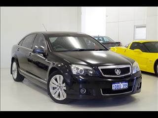 2007 HOLDEN CAPRICE  WM SEDAN