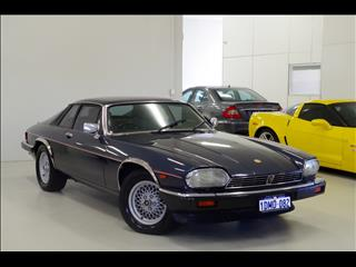 1989 JAGUAR XJS  (No Series) COUPE