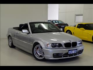2002 BMW 330CI  E46 CONVERTIBLE