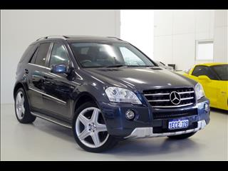 2011 MERCEDES-BENZ ML300 CDI BlueEFFICIENCY W164 WAGON
