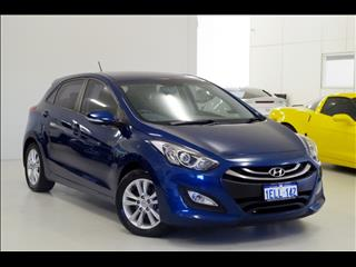 2014 HYUNDAI I30 Trophy GD2 HATCHBACK