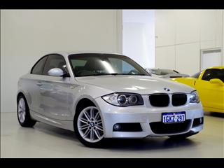 2008 BMW 125I  E82 COUPE