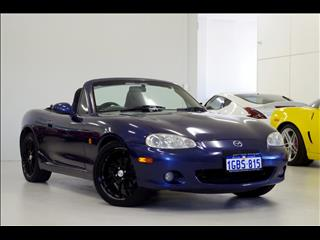2003 MAZDA MX-5  NB Series 3 SOFTTOP