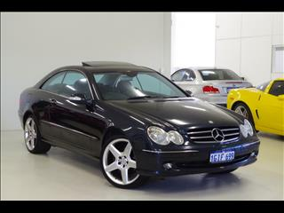 2003 MERCEDES-BENZ CLK320 Avantgarde C209 COUPE