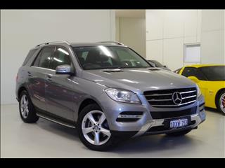 2012 MERCEDES-BENZ ML250 BlueTEC W166 WAGON