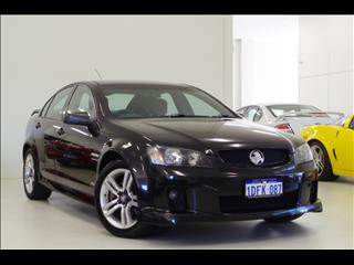 2008 HOLDEN COMMODORE SS VE SEDAN