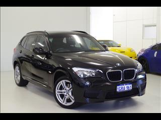 2011 BMW X1 xDrive20d E84 WAGON