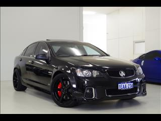2012 HOLDEN COMMODORE SS V Z Series VE Series II SEDAN