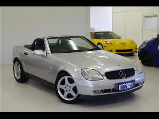 1998 MERCEDES-BENZ SLK230 KOMPRESSOR  R170 ROADSTER