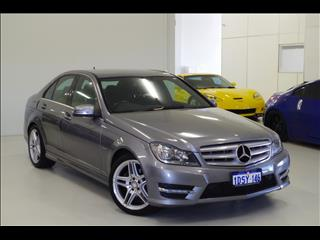 2011 MERCEDES-BENZ C250 CDI BlueEFFICIENCY Avantgarde W204 SEDAN