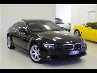 2008 BMW 650I  E63 COUPE