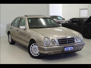 1998 MERCEDES-BENZ E320 Elegance W210 SEDAN