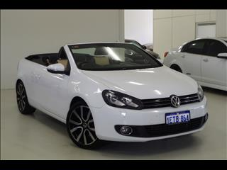 2015 VOLKSWAGEN GOLF 118TSI Exclusive VI CABRIOLET