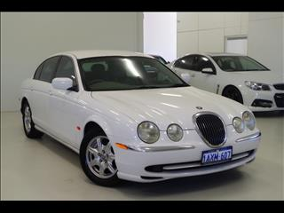 2001 JAGUAR S-TYPE  X200 SEDAN