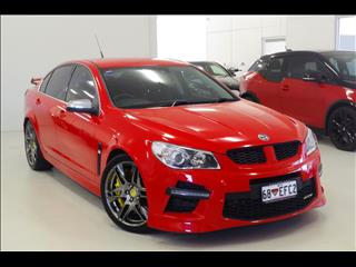 2014 HOLDEN SPECIAL VEHICLES GTS  GEN-F SEDAN