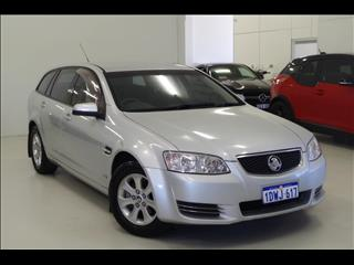 2012 HOLDEN COMMODORE Omega VE Series II WAGON