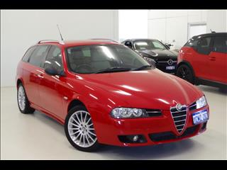 2006 ALFA ROMEO 156 JTS Selespeed (No Series) WAGON