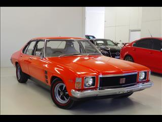 1974 HOLDEN MONARO GTS HQ SEDAN