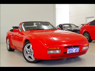 1989 PORSCHE 944 S2 (No Series) CONVERTIBLE