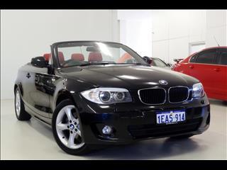2012 BMW 120I  E88 LCI CONVERTIBLE
