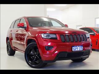 2014 JEEP GRAND CHEROKEE Blackhawk WK WAGON