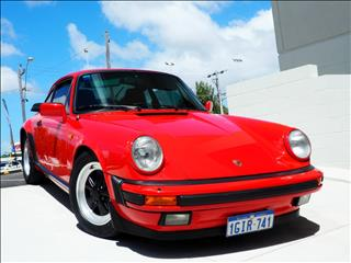 1986 PORSCHE 911 CARRERA  (No Series) COUPE