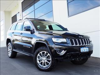 2016 JEEP GRAND CHEROKEE Laredo WK WAGON