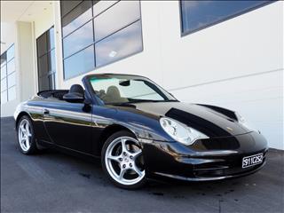 2003 PORSCHE 911 CARRERA Cabriolet 996 CONVERTIBLE