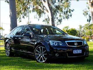 2015 HOLDEN CAPRICE V WN Series II SEDAN