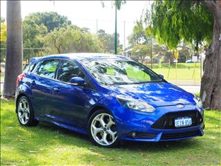 2013 FORD FOCUS ST LW MKII HATCHBACK