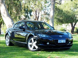 2005 MAZDA RX-8  FE Series 1 COUPE