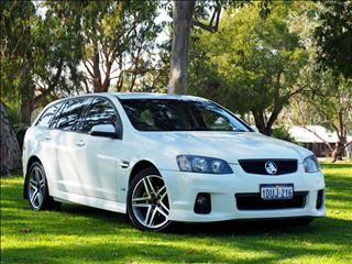 2011 HOLDEN COMMODORE SV6 VE Series II WAGON