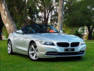 2009 BMW Z4 sDrive23i E89 ROADSTER