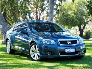 2012 HOLDEN CAPRICE  WM Series II SEDAN