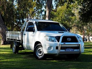 2009 TOYOTA HILUX SR KUN16R CAB CHASSIS