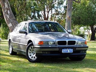 1999 BMW 735I  E38 SEDAN