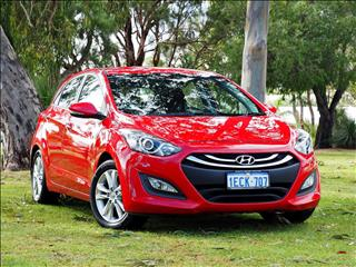 2013 HYUNDAI I30 Elite GD HATCHBACK