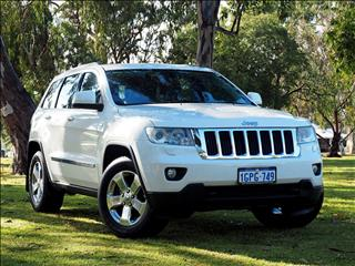 2011 JEEP GRAND CHEROKEE Laredo WK WAGON