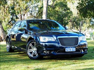 2013 CHRYSLER 300 C LX SEDAN