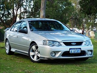 2008 FORD FALCON XR6 BF Mk II SEDAN