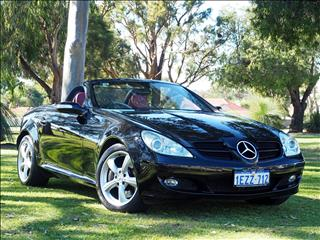 2006 MERCEDES-BENZ SLK350  R171 ROADSTER