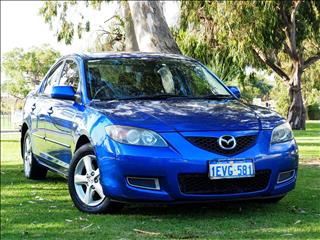 2008 MAZDA 3 Neo Sport BK Series 2 SEDAN